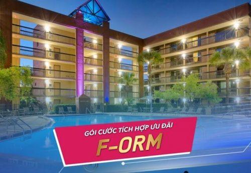 Gói Giải pháp và phần mềm quản lý lưu trú khách sạn VNPT ORM
