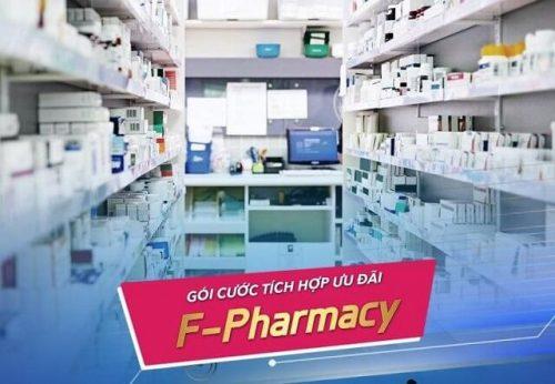 Gói giải pháp phần mềm quản lý nhà thuốc VNPT Pharmacy