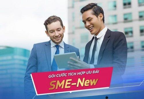 Gói cước tích hợp SME NEW dành cho doanh nghiệp vừa và nhỏ của VNPT