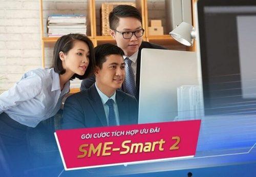 Gói cước tích hợp SME Smart 2 dành cho doanh nghiệp vừa và nhỏ của VNPT