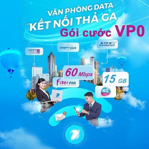 Gói cước Văn phòng data VP0 - internet cáp quang doanh nghiệp