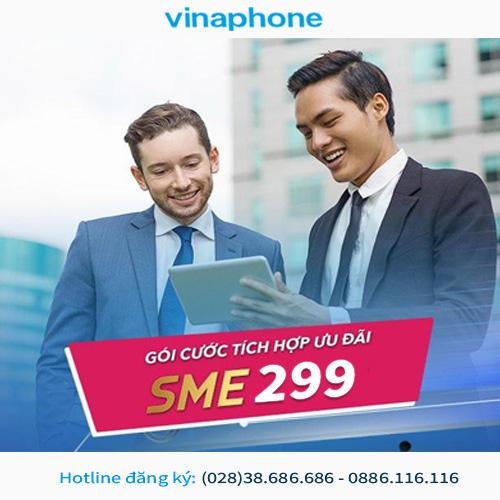 Gói vinaphone trả sau cho doanh nghiệp sme299